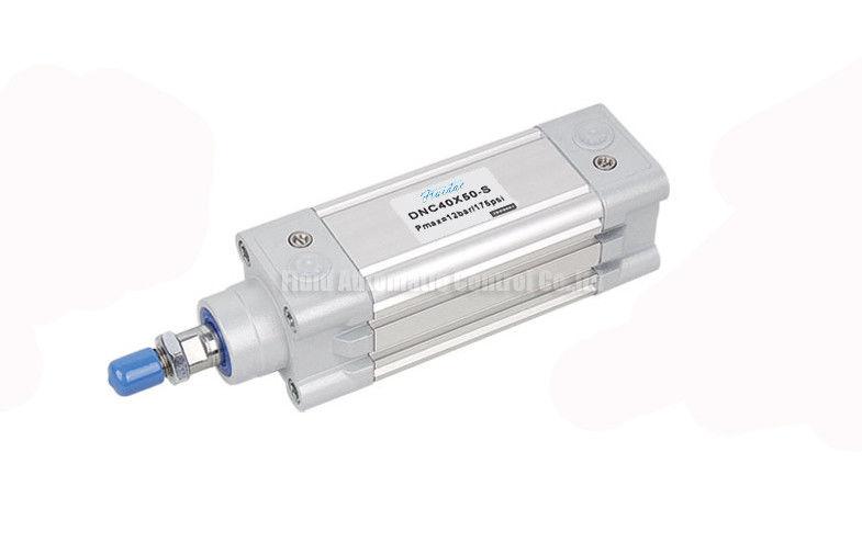 Quadratisches Doppelt-verantwortlicher pneumatischer Luft-Zylinder
