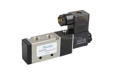 hilfsgesteuertes 4V210-08 Magnetventil zur Druckluftanlage-Richtungssteuerung